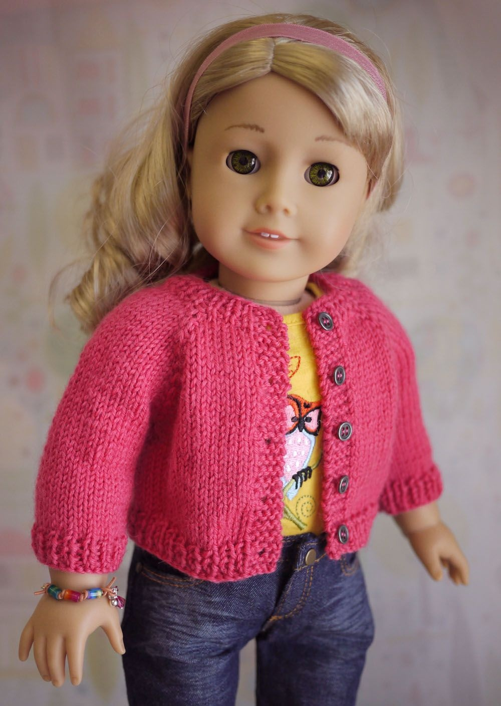 Free Patterns | Crafts: Dolls | Doll Clothes Patterns, Knitted Doll - Free Printable Crochet Doll Clothes Patterns For 18 Inch Dolls