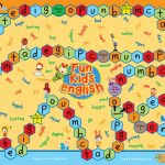 Free Phonics Board Games: Children's Songs, Children's Phonics   Free Printable Alphabet Board Games