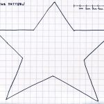 Free Primitive Star Template | Paper Pricking Free Patterns Sports   Free Printable Paper Pricking Patterns