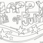 Free, Printable 4Th Of July Coloring Pages   Free Printable 4Th Of July Coloring Pages
