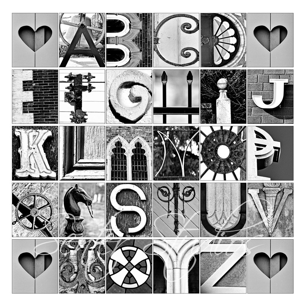 Free Printable Alphabet Photography Letters – Printall - Free Printable Alphabet Photography Letters