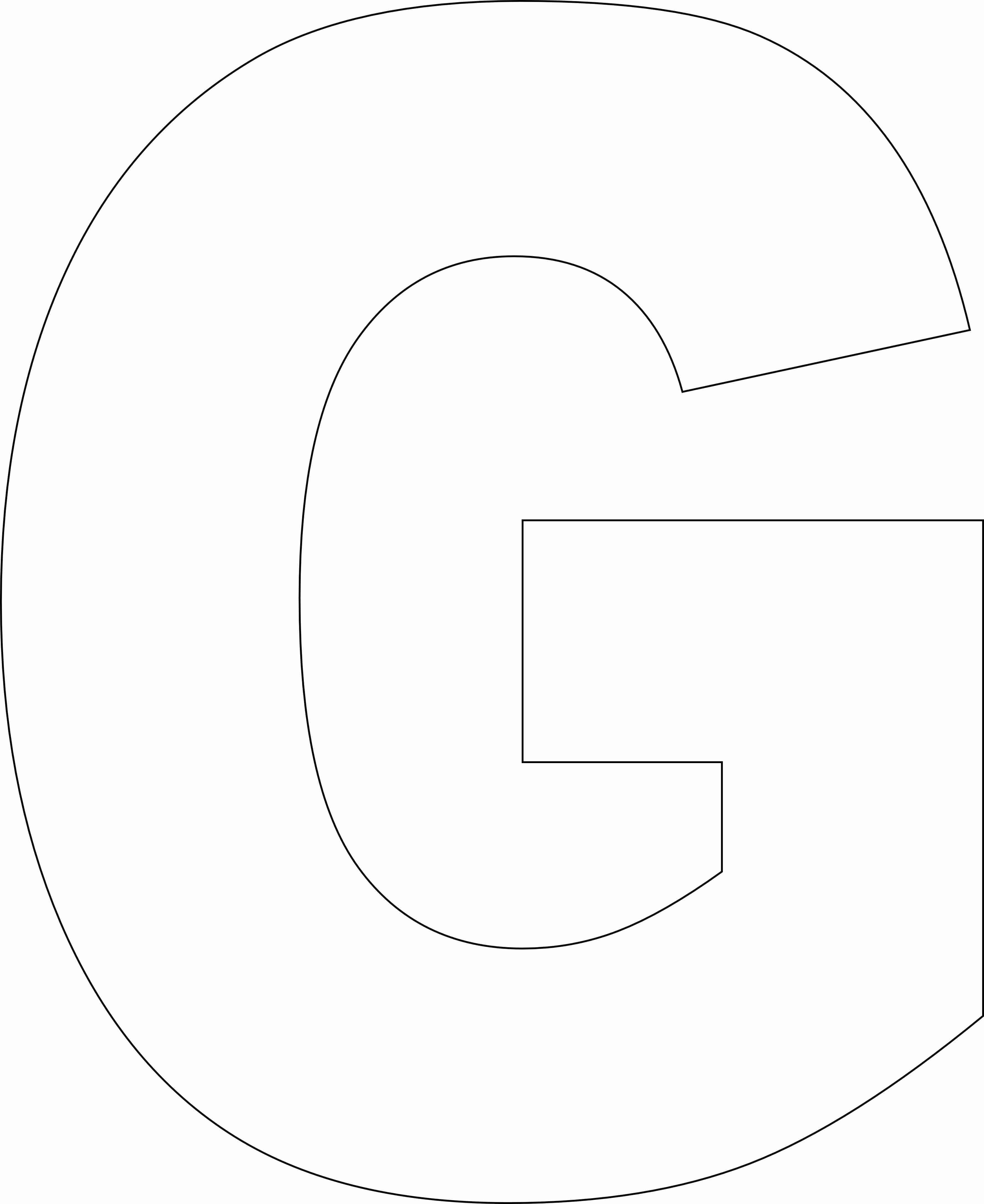 Free Printable Alphabet Template Upper Case - Free Printable Alphabet Stencils Templates