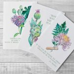 Free Printable Art For Spring: Watercolor Flowers For Diy Wall Decor   Free Printable Decor