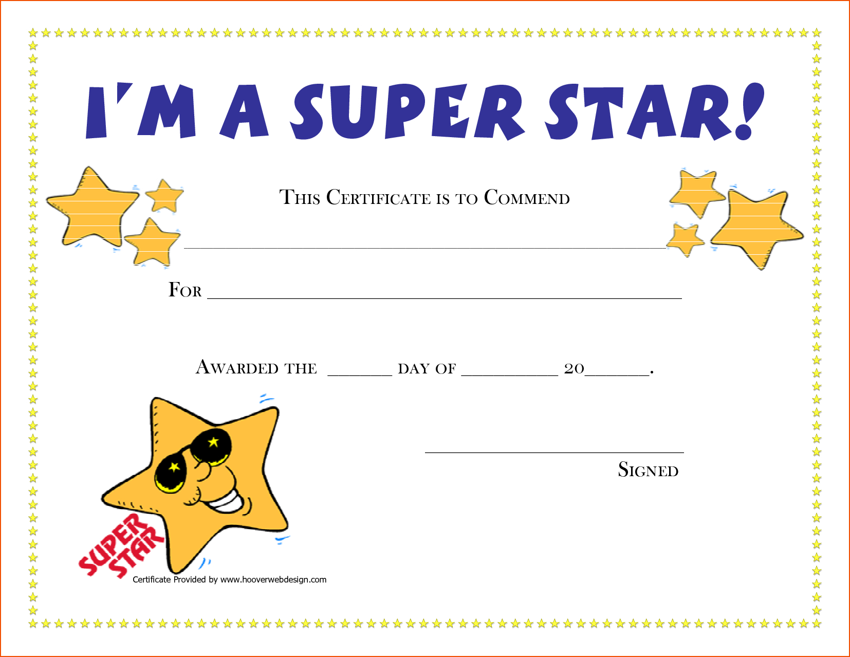 Free Printable Award Certificates | New Calendar Template Site | G - Free Printable Award Certificates For Elementary Students