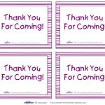 Free Printable Baby Shower Thank You Cards (72+ Images In Collection   Free Printable Baby Shower Thank You Cards