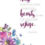 Free Printable Bible Verses And Sayings   Momexample   Free Printable Inspirational Bible Verses