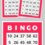 Free Printable Bingo Cards | Family Nights Education | Free   Free Printable Bingo Cards 1 75