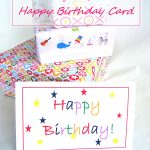 Free Printable Birthday Card   Free Printable Cards