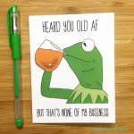 Free Printable Birthday Cards For Her – Rtrs.online   Free Online Funny Birthday Cards Printable