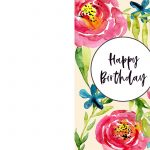 Free Printable Birthday Cards   Paper Trail Design   Free Printable Bday Cards