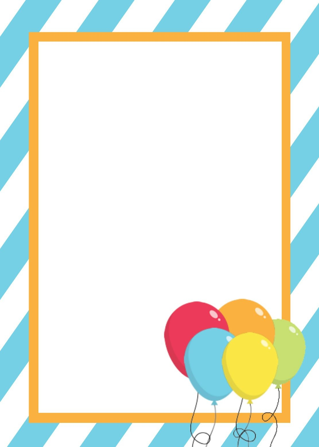 Free Printable Birthday Invitation Templates | Birthday Ideas And - Happy Birthday Invitations Free Printable