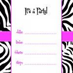 Free Printable Birthday Invitation Templates Online – Invitetown   Birthday Party Invitations Online Free Printable
