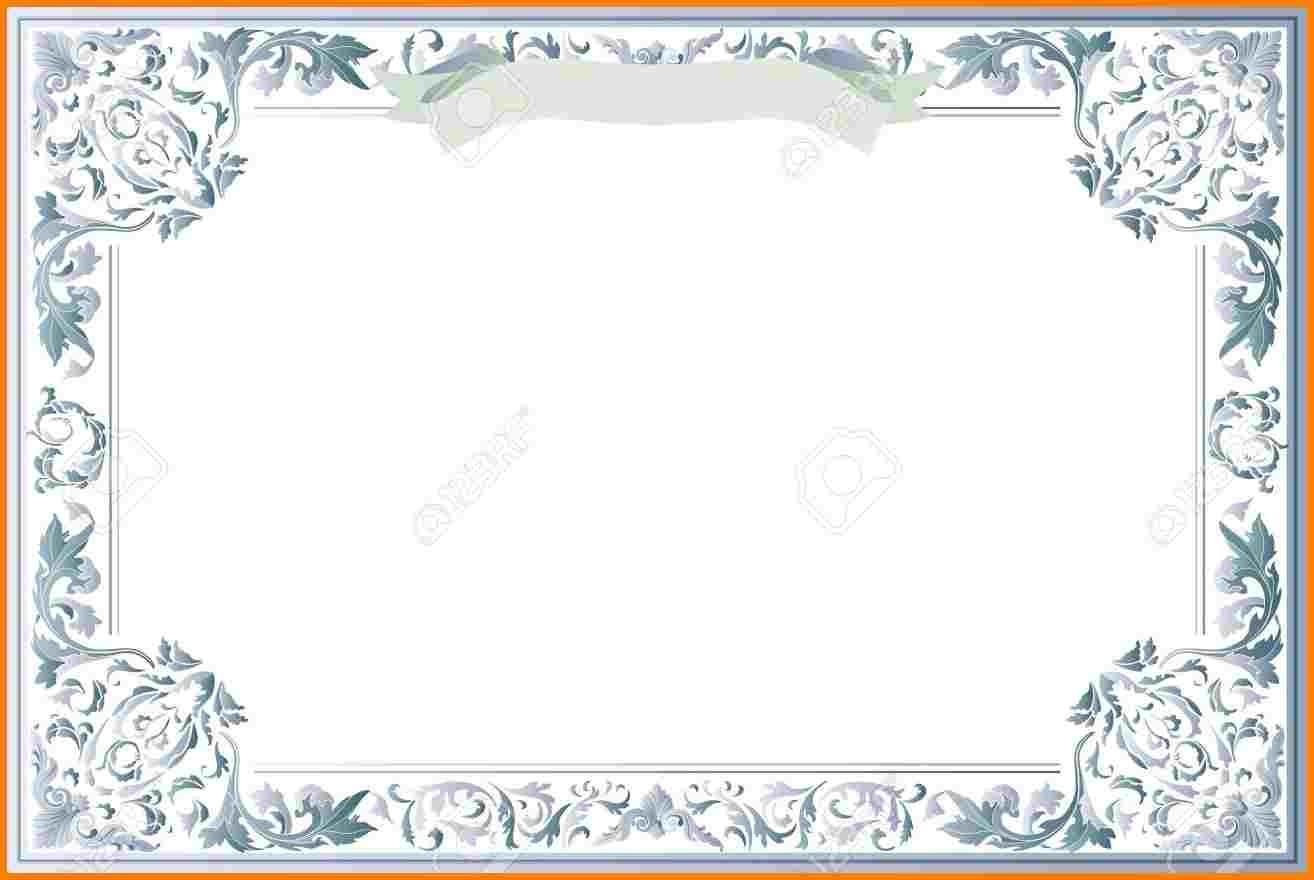 Free-Printable-Blank-Certificate-Templates-21802133-Blank - Free Printable Blank Certificate Templates
