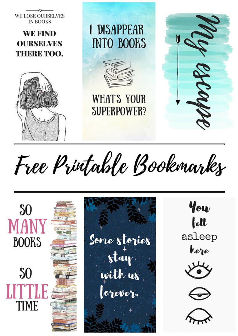 Free Printable Bookmarks   Crafty   Free Printable Bookmarks, Diy - Free Printable Bookmarks For Libraries