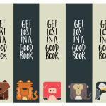 Free Printable Bookmarks   Start School Like A Champion!   Our   Free Printable Back To School Bookmarks