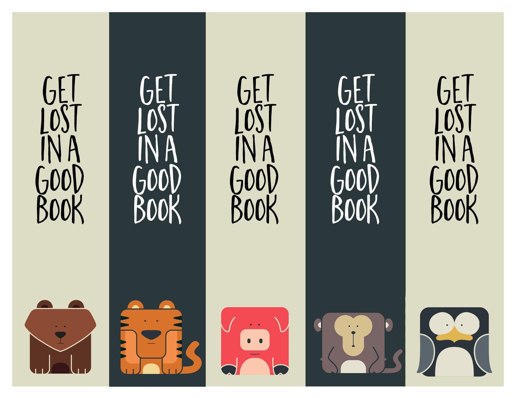 Free Printable Bookmarks - Start School Like A Champion! - Our - Free Printable Back To School Bookmarks