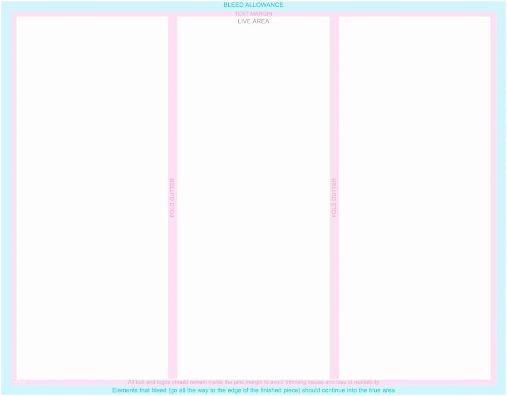 Free Printable Brochures Templates Google Doc Brochure Template All - Free Printable Brochure Templates