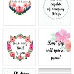 Free Printable Bullet Journal Cards. Personal Planner Cards   Free Printable Personal Cards