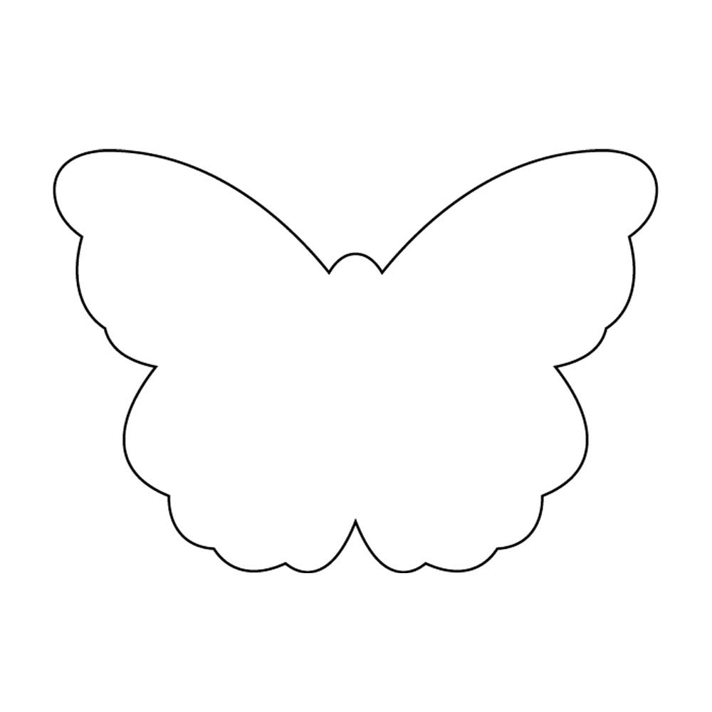 Free Printable Butterfly Cutouts, Download Free Clip Art, Free Clip - Free Printable Butterfly Clipart