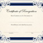 Free Printable Certificate Templates For Teachers | Besttemplate123   Free Printable Certificates