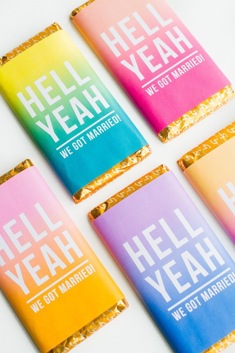 Free Printable Chocolate Bar Wrappers For Your Favours | Wedding - Free Printable Candy Bar Wrappers