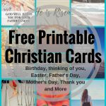 Free Printable Christian Cards For All Occasions   Free Printable Christian Christmas Greeting Cards