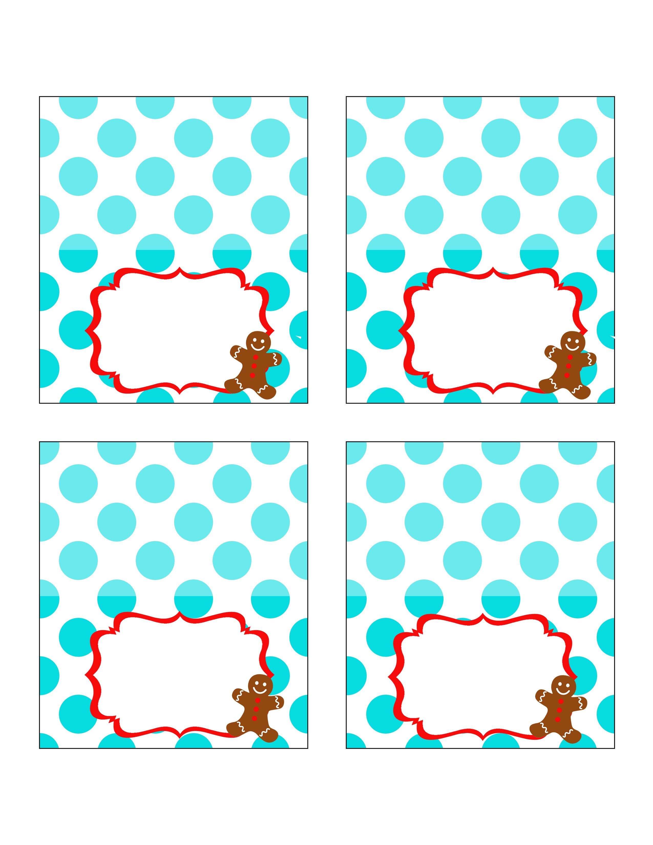 Free Printable Christmas Food Tent Cards – Festival Collections - Free Printable Christmas Tent Cards
