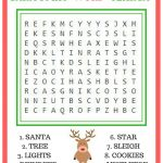 Free Printable Christmas Games   Making Of A Mom   Free Printable Christmas Word Games For Adults