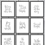 Free Printable Christmas Signs | The Top Pinned | Free Christmas   Free Printable Christmas Party Signs