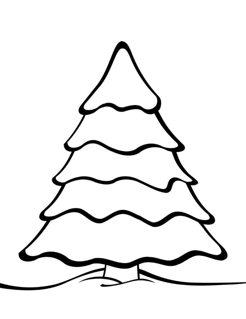 Free Printable Christmas Tree Templates | Christmas | Colorful - Free Printable Christmas Ornament Crafts
