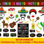 Free Printable Cinco De Mayo Photo Booth Props – Orek   Free Printable Cinco De Mayo Photo Booth Props