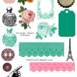 Free Printable Collage Sheets   Sweetly Scrapped 's Free Printables   Free Printable Picture Collage