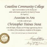 Free Printable College Diploma | Free Diploma Templates | In1   Free Printable College Degrees