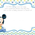 Free Printable Disney Baby Shower Invitations | Baby Shower | Free   Free Printable Baby Shower Cards Templates