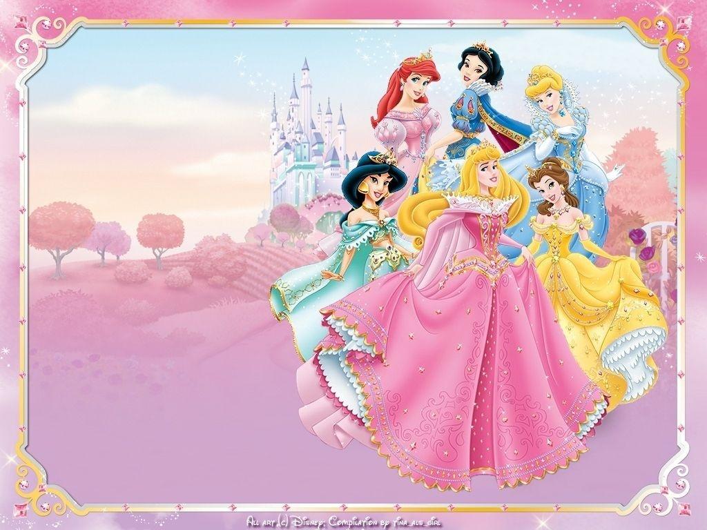 Free Printable Disney Princess Birthday Invitation Templates   4Th - Disney Princess Birthday Invitations Free Printable