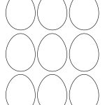 Free Printable Easter Egg Templates – Hd Easter Images   Easter Egg Template Free Printable