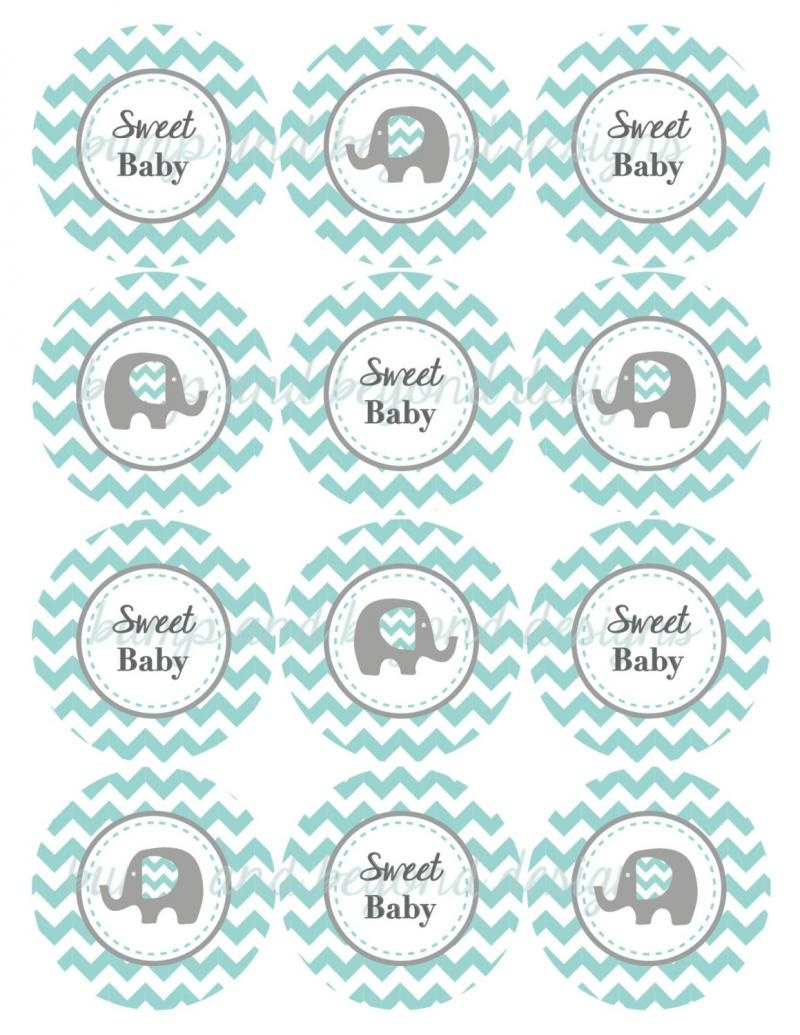Free Printable Elephant Baby Shower (75+ Images In Collection) Page 3 - Free Printable Elephant Baby Shower
