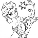Free Printable Elsa Coloring Pages For Kids | Elsa | Princess   Free Printable Frozen Coloring Pages