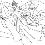 Free Printable Fairy Coloring Pages For Kids | Everything | Fairy   Free Printable Fairy Coloring Pictures