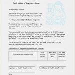 Free Printable Fake Pregnancy Papers | Sample Documents – Proof Of   Free Printable Fake Pregnancy Papers