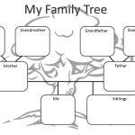 Free Printable Family Tree Worksheet Free Family Tree Worksheet   Free Printable Family Tree