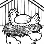 Free Printable Farm Animal Coloring Pages For Kids | Jameson | Farm   Free Printable Animal Coloring Pages