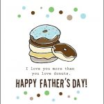 Free Printable Fathers Day Cards |  Cardstock Paper Will Print 2   Free Happy Fathers Day Cards Printable