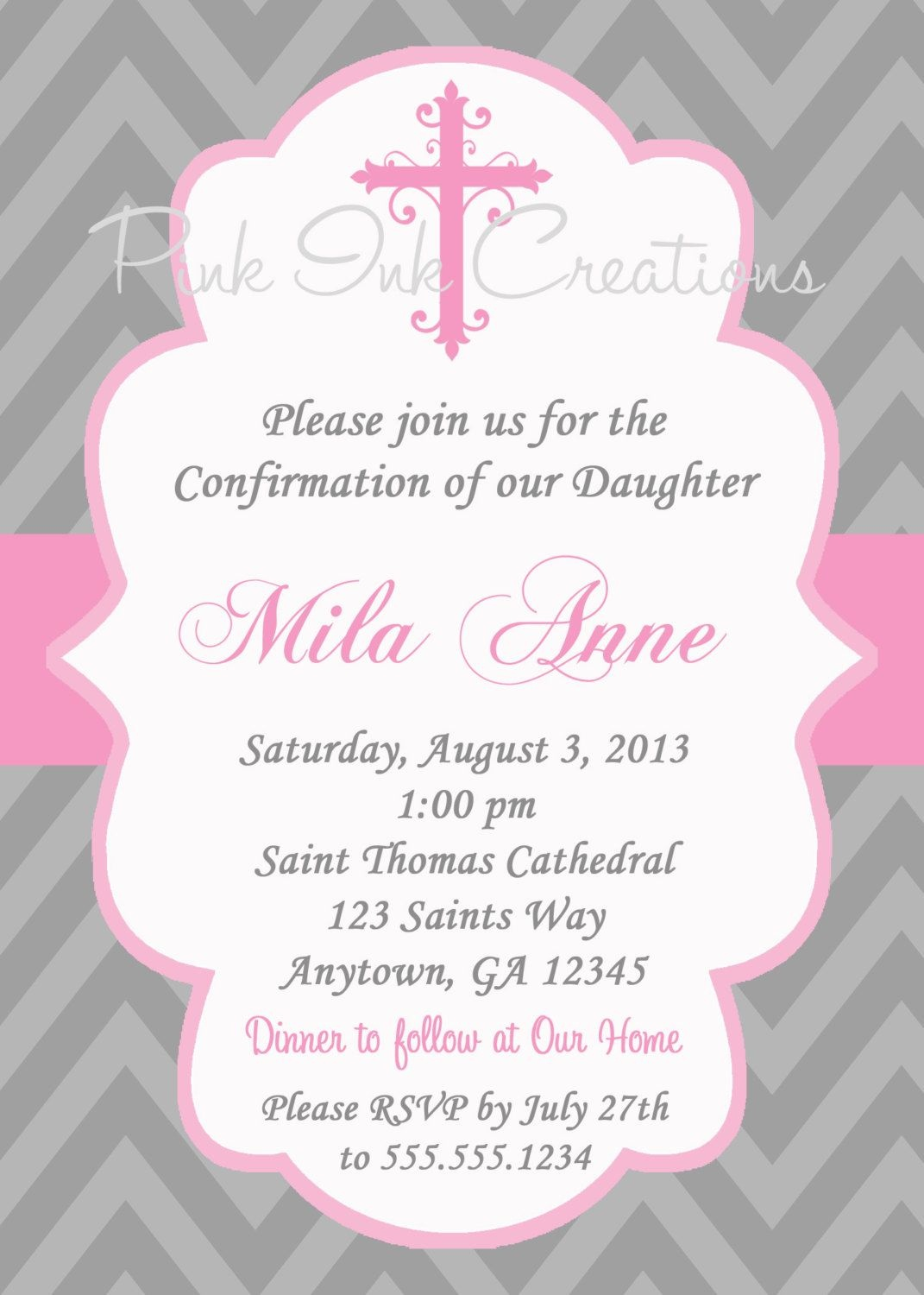Free Printable First Communion Invitations Free Printable First - Free Printable 1St Communion Invitations