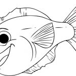 Free Printable Fish Coloring Pages For Kids | Tiger Cub | Fish   Free Printable Fish Coloring Pages