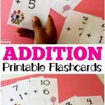 Free Printable Flashcards: Addition Flashcards 0 10   Free Printable Addition Flash Cards