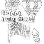 Free Printable Fourth Of July Coloring Pages: 4 Designs   Free Printable 4Th Of July Coloring Pages