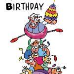 Free Printable Funny Birthday Greeting Card | Gifts To Make | Free   Free Funny Printable Cards