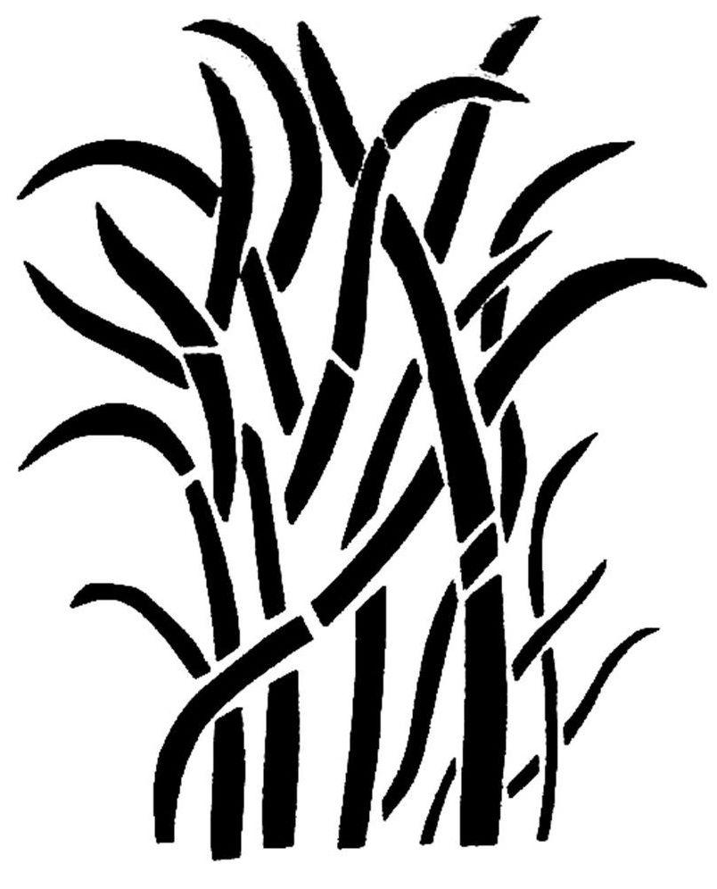 Free Printable Grass Camo Stencils   Hunting   Camo Stencil - Free Printable Camo Stencils