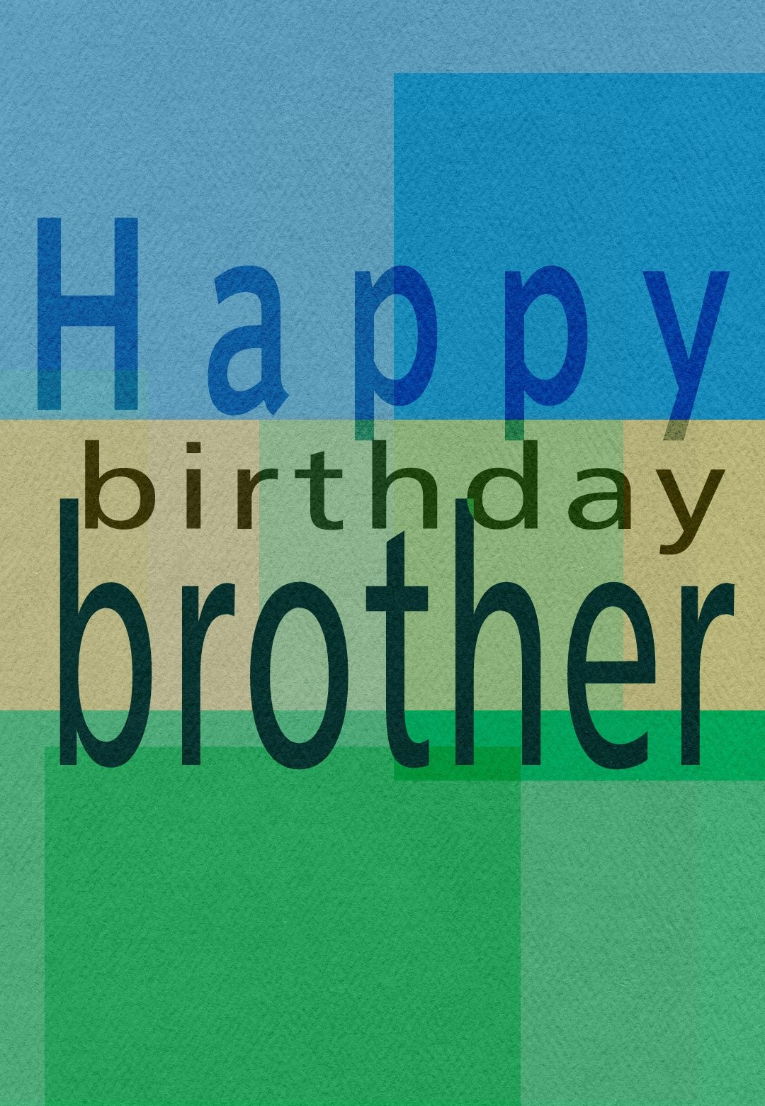 Free Printable Greeting Cards | Gift Ideas | Happy Birthday Brother - Free Printable Birthday Cards For Brother